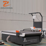 China Best Automatic CNC Knife Cloth Fabric Textile Cloth Leather Cutting Machine for Garment Apparel Material Pattern Make Marking Cutter Plotter Factory Price