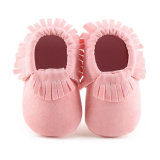 Tassel Leather Baby Toddler Shoes