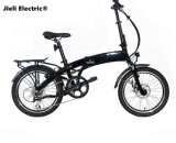 """20"""" Cheap Electric Bicycle Silver"""
