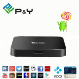 2017 Hot Tx5 PRO TV Box Amlogic S905X Quad Core 4k Dual Band WiFi Android 6.0 2g/16g Android6.0 TV Box
