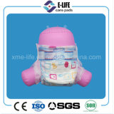 Cloth Like Backsheet with Magic Tape Baby Diaper Manufacturer
