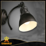 Industrial Home Lighting Metal Pipe Lighting Antique Wall Lamp (KABS5004)