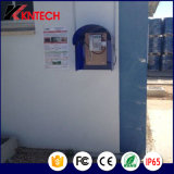 Good Qualities and Highly Visible Waterproof Telephone Hood RF-11 Kntech