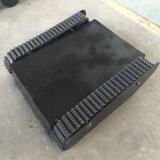 Rubber Track System 1080mm*1000mm*300mm for Construction Machine