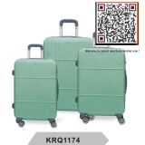 ABS Plastic Waterproof Travel Trolley Luggage (KRQ1174)