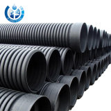 Large Plastic HDPE Double Wall Corrugated Drainage Pipe