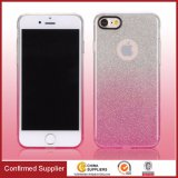 New Arrival Gradient Color Shiny Glitter TPU Bumper Back Cover