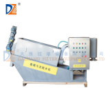 Automatic Stainless Steel Sludge Dewatering Screw Filter Press