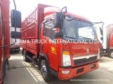 Sinotruck HOWO 4*2 Cheap Light Stake Cargo Truck Fence Truck
