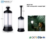 USB Rechargeable Handle Lantern with Magnet