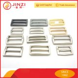 Jinzi Metal Slider Tri-Glide Buckle for Leather Backpack Bag Hardware