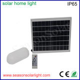 New Product 2020 Portable 25W LED Ceiling Light Solar Home Lighting with Solar Panel