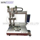 2 Heads 2 Tables 5 Axis PCB Robotic Soldering Machine