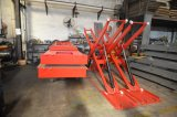 5000kg Super Thin Four Wheel Alignment Hydraulic Car Lift with Ce