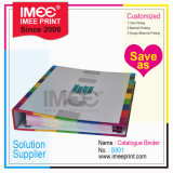 Imee Custom 180 Degree Opening Kids Book Catalogue Binder B801