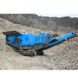 Tracked Mobile Stone Crusher by Yifan Patented