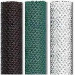 Wholesale PVC Coated Chain Link Fence for Sale/Used Cheap Galvanized Chain Link Fence
