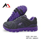 Walking Casual Shoes Leisure Running Sports Footwear for Women (AK616-5)