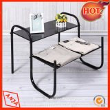 Good Quality Metal Clothing Display Table for Trade Show