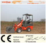 Everun Brand CE Approved Articulated 0.8 Ton Mini Wheel Loader