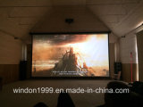 Large Electric Projection Screen 200 Inch / Big Electric Screen