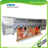 Cheap Price Inkjet Solvent Printer with CE ISO Approved