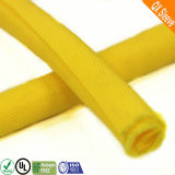 Polyester Weaving Wrap-Around Braided Cable Sleeving