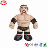 We Brawlin′ Buddies Toy Sheamus Plush Figure Strong Man Doll