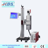 30W CO2 Laser Marking Machine for Plastic/Wood/Rubber/Leather Marking
