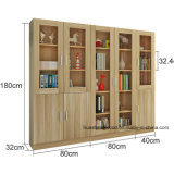 Office Furniture Type and Wooden Material File Cabinet