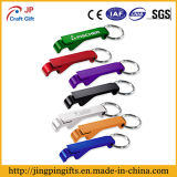 Wholesale Custom Aluminum Key Chain Metal Beer Bottle Opener