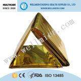 Mass Production Disposable Foil Emergency Blanket