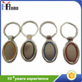 Oval Shaped Key Chain with More Than 10 Years Experience
