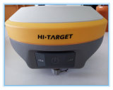 Hi-Target Gnss Rtk GPS Surveying for Land Surveying Grps/GSM for Vrs System Dual Frequency GPS Receiver