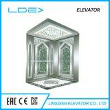 Vvvf Passenger Home Observation Panoramic Villa Glass House Sightseeing Elevator