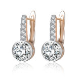 Wholesale Zircon Crystal Rhinestone Fashion Women Lady Stud Earring