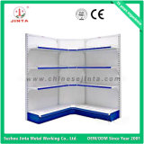 Single Sided Wall Shelf, Metal Supermarket Shelves, Corner Shelf (JT-A24)