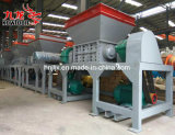 Tyre Shredding Double Shaft Shredder