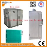 Colo 2016 New Type Box Curing Oven Powder Curing Oven