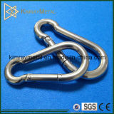 304 and 316 Stainless Steel Wire Rope Spring Snap Hook