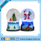 Festive Xmas Santa Snow Globe Fun Decoration Christmas Gift