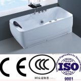 New Family Water Surfing Sanitary Ware Whirlpool Bathtub (NJ-3068)