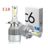 Factory Directly Cheap 2 Years Warranty LED Headlight Conversion Kit LED Auto Bulbs H4