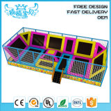 New Design Factory Supply Kids Commercial Trampoline Park Indoor