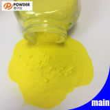 Light Yellow Satin Surface Non Organotin Coat Powder Metal Surface Treatment