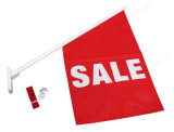 Hanging Outdoor Promotion PVC Banner Wall Flags