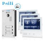 Video Intercom 7 Inch Memory Video Doorphone