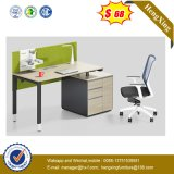 Wholesale Side Cabinet Table Light Grey Color Chinese Office Desk Furniture (HX-19YK029)