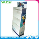 Custom Security Exhibition Stand Acrylic Advertising Computer Display Rack Factory