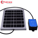 Ultra Low Power Consumption Solar GPS Tracking Trailer GPS System